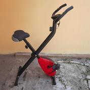 Sepeda statis magnetik x bike non sandaran