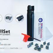 FulSet Holder CAP4 333 dan Insert APCX 1704 I Holder Insert I Tool bubut I Stang Bubut (10633081) di Kota Surabaya