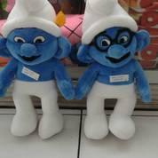 boneka Smurf boys and girl