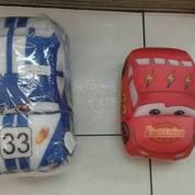 Boneka The Cars styrofoam ukuran M dan L Ukuran M