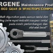 Gear & Wire Rope Lubricant Spray 500ML - Pelumas Gigi Terbuka - Rantai - Sling