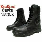Sepatu PDL TNI POLRI / Sepatu Touring / Sepatu Kulit / Separu Kickers / Sepatu Kerja / Ciarmy (10695229) di Kota Bandung
