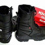Sepatu PDL TNI POLRI / Sepatu Touring / Sepatu Kulit / Separu Kickers / Sepatu Polisi / Sepatu Kerja (10695237) di Kota Bandung