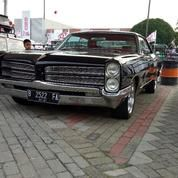Pontiac Parisienne 1966 Klasik Hotrod