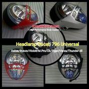 Headlam Ducati Monster Universal (10819087) di Kota Tangerang