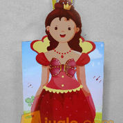 Paper Bag Princess Untuk Souvenir 1 Lusin