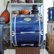 Bass Drum Size 18 Inch Kategori SD Full Import