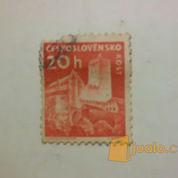 Perangko Ceskoslovensko, Australia, Malaysia Dan Singapura (1083623) di Kab. Bangka Barat