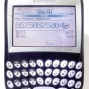 Blackberry 7290 Xingular