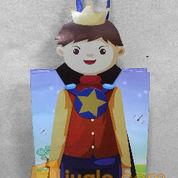 Paper Bag Prince/ Tas Kertas Pangeran Untuk Souvenir (1 Lusin)