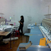 Bordir Komputer Handuk Jaket Kaos Kulit Aplikasi Dll (1087018) di Kota Surabaya