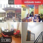 Ruko Kosambi Baru Jl.Nusa Indah, Jakarta Barat, 4x24.25m, 2 Lt (10872121) di Kota Jakarta Barat