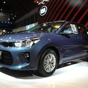 Kia Rio CBU Sunroof New Model Garansi Part & Mesin 5 Tahun (10885487) di Kota Jakarta Timur