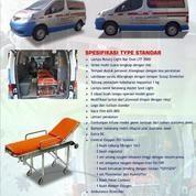 Ambulance Pusling Dan Ambulance Desa