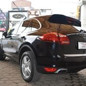 Porsche Cayenne 3.6L Warna Hitam ATPM 2013 (10943537) di Kota Jakarta Selatan