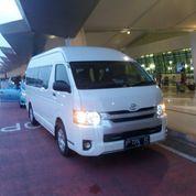 Drop Off Soekaro-Hatta International Airport (SHIA) Dengan Toyota Hiace Kapasitas 14 Penumpang (10993931) di Kota Jakarta Selatan