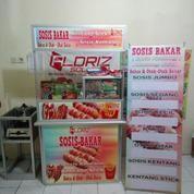 Franchise Sosis Bakar Jumbo, Hotang & Kentang Stick (11003801) di Kota Jakarta Selatan
