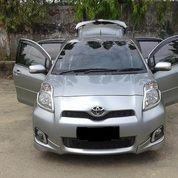 Mobil Toyota Yaris S Limited AT Tahun 2012 Silver (11003957) di Kota Medan