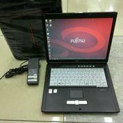 FUJITSU 8240/C2D/1/40GB/DVD/W/15/TAS (11031379) di Kota Jakarta Timur