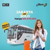 TIKET BUS MUDIK LEBARAN MURAH JAKARTA-SOLO JAKARTA-SURAKARTA DI NEMOB.ID (11053119) di Kota Jakarta Utara