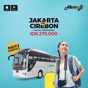 TIKET BUS MUDIK MURAH JAKARTA-CIREBON DI NEMOB (11068451) di Kota Jakarta Utara
