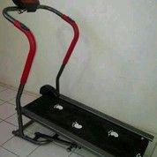 Alat Fitness Treadmill Manual 1 Fungsi