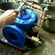 Perbaikan Prv (Pressure Reducing Valve)