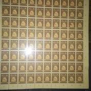 Meterai Jadul Rp.1 Pemakaian Tahun 1960-1970 (11217945) di Kota Jakarta Pusat