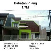 Rumah Babatan Pilang Surabaya MURAH SHM (11234103) di Kota Surabaya