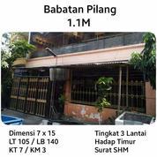 Rumah Babatan Pilang Surabaya MURAH SHM (11234127) di Kota Surabaya