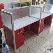 Meja Sekat Partisi Kantor Knockdown (11265439) di Kota Palu