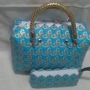 Handbag Couple Dompet Recycle Plastik