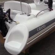 Perahu Karet GRAND Boat G340EF + 20HP Tohatsu (11289265) di Kota Ternate