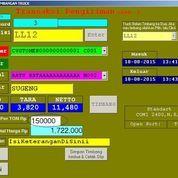 Program Aplikasi Timbangan Digital