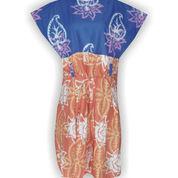 Batik Seragam, Dress 2013, Batik Dress, HLZDBG1