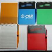 Memo Kecil - Mini Pocket Memo - Notes Imut - Buku Kecil Plastik