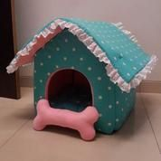 Tempat Tidur Anjing Kucing Kelinci Hamster / Bedpet