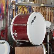 "Bass Drum Size 14 Inch "" Crown "" Kategori TK"