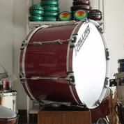 "Bass Drum Size 16 Inch "" Crown "" Kategori TK"