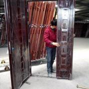 (JBS),Pintu Minimalis 1 Pintu, Pintu Minimalis Kayu Jati, Model Pintu Minimalis Lengkap,Madiun (11410981) di Kab. Madiun