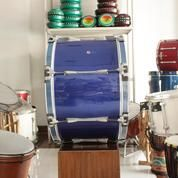 "Bass Drum Size 18 Inch "" Crown "" Kategori SD"