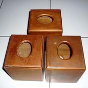 Kotak Tisu Kayu (11450363) di Kota Yogyakarta