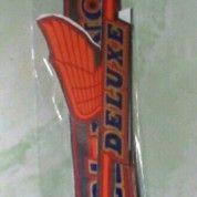 Stiker Honda C 70 Pitung