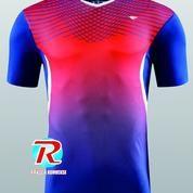 Kostum Futsal Printing Gradasi Terbaru