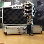 Microphone Classic Vintage T-Sound Murah Di Bandung