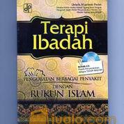Buku AGAMA Terapi Ibadah + Bonus CD