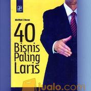 Buku 40 Bisnis Paling Laris