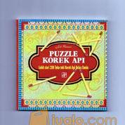 Buku PUZZLE Korek Api (1159669) di Kota Semarang