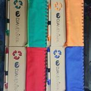 Souvenir Notes Daur Ulang + Tempat Pinsil Tipe MEMO RESLETING (902)