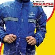 Jas Hujan Merk TAKACHI Murah (11650175) di Kota Jakarta Barat